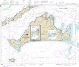 Chart 13260 ThermoS\u0101f \u00ae Personalized Platter Northeast Coast Nav Chart V2